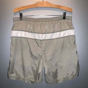 Vintage Nike Swim Trunks